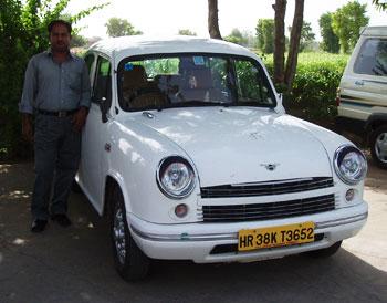 インド・新型アンバサダー