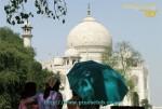 インドのオリジナルポストカード・No.010